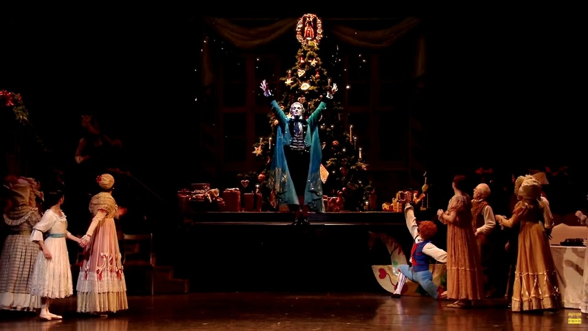 Royal Opera House Live Cinema Season 2016/17: The Nutcracker