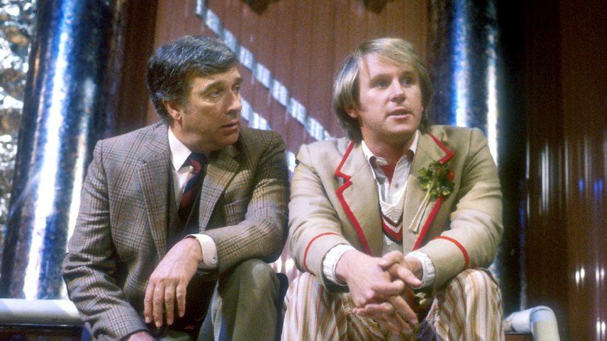 Doctor Who: Mawdryn Undead