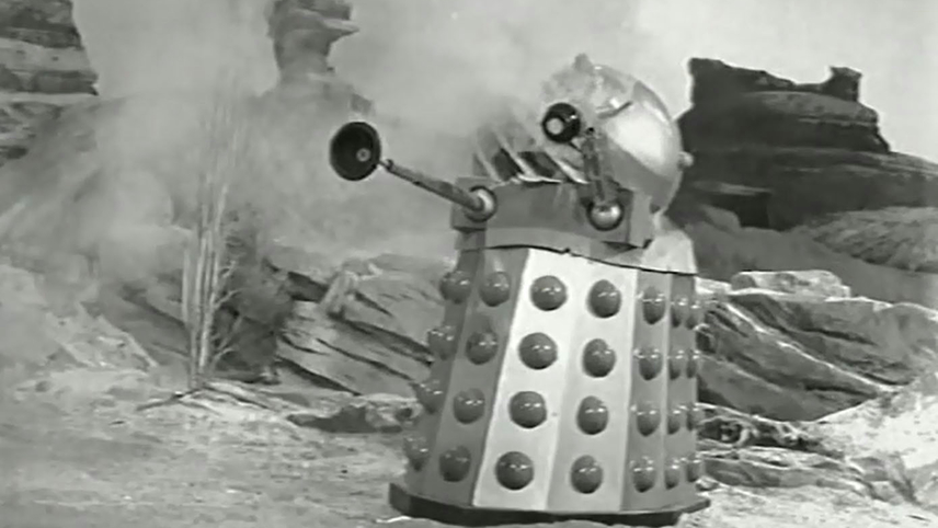 Doctor Who: The Daleks' Masterplan