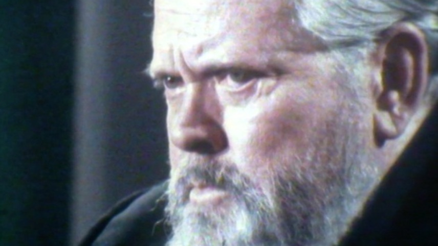 Orson Welles at the Cinematheque