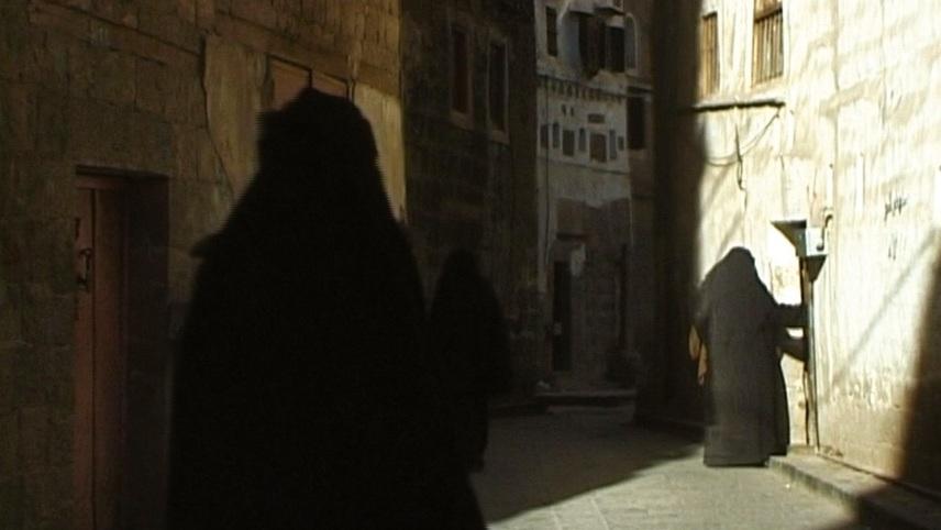 Sanaa, passages en noir
