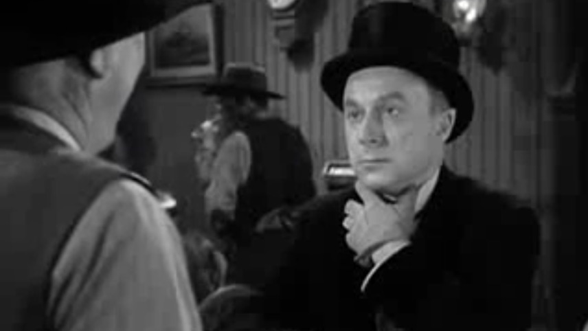 Alfred Hitchcock Presents: The Little Man Who Was There