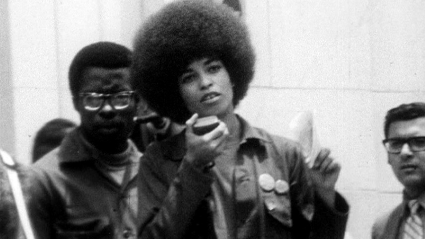 Angela Davis: Portrait of a Revolutionary