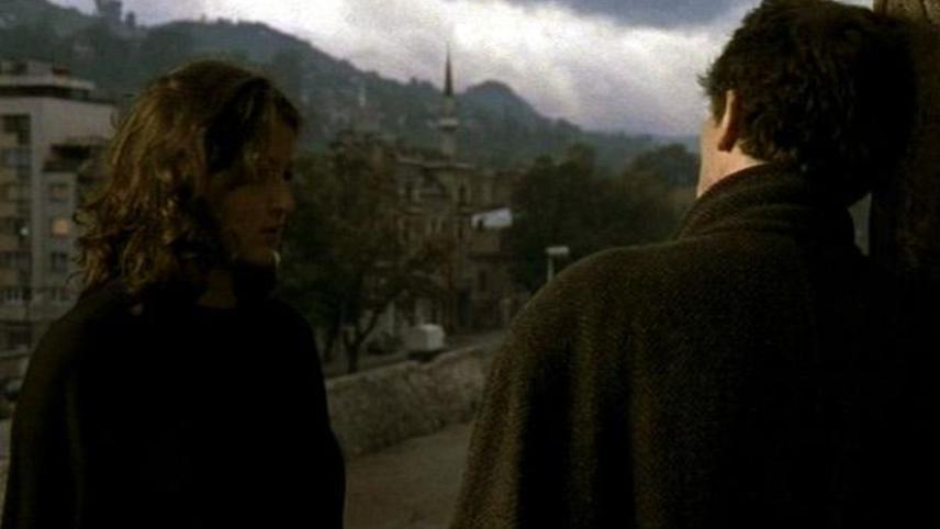 Quiet Days in Sarajevo