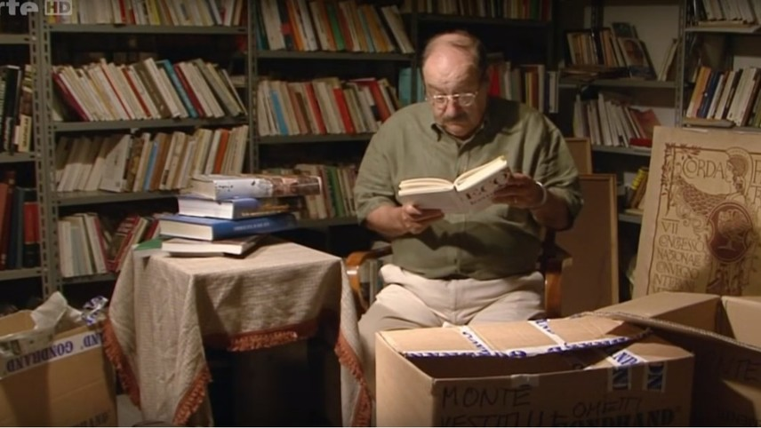 Behind the Doors of Umberto Eco
