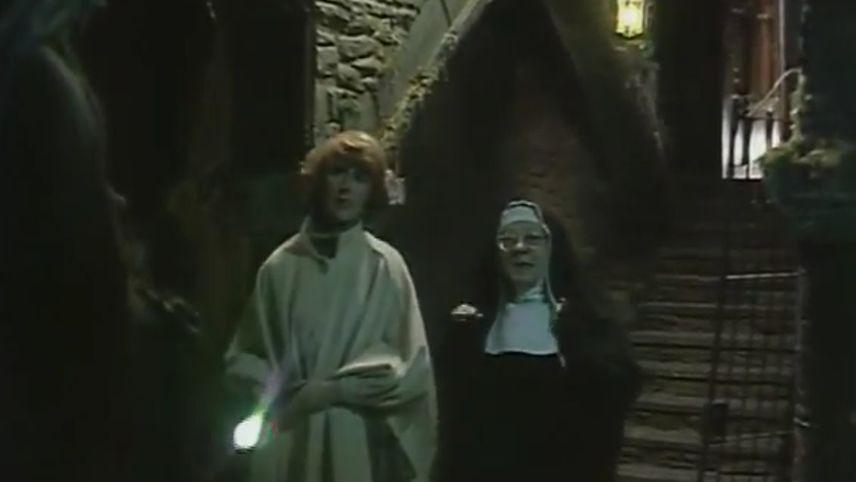 Armchair Thriller: Quiet as a Nun