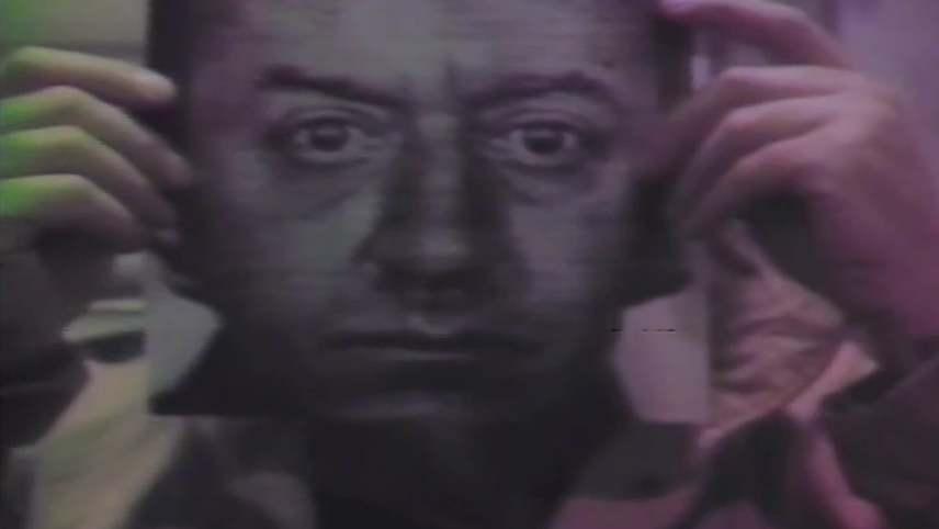 Portrait of Aldo Tambellini