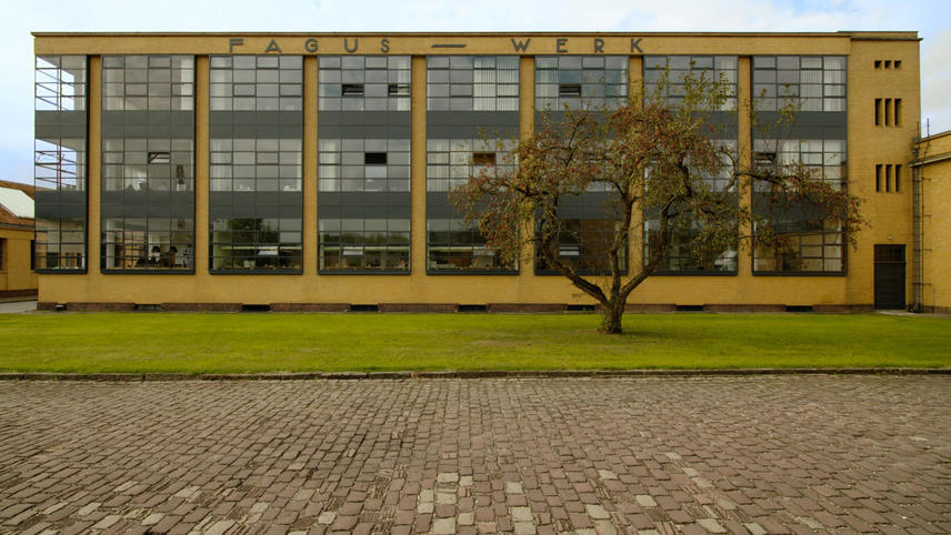 Gropius Memory Palace
