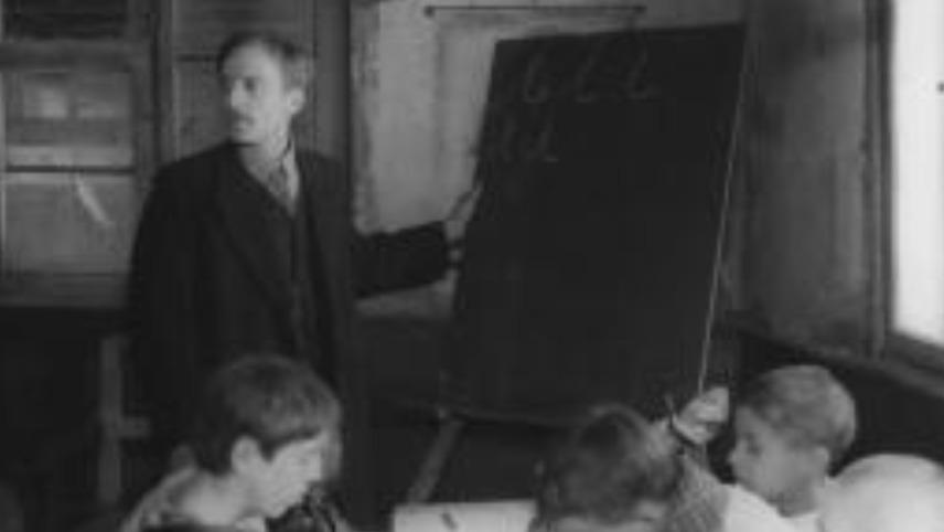 Hauptlehrer Hofer