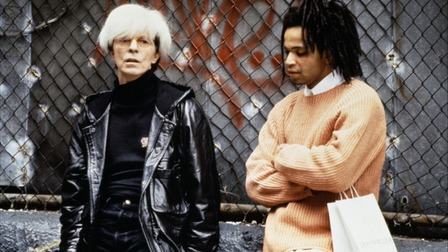 a review of the themes of basquiat a film by julian schnabel The film is intended to be placed at the altar of julian schnabel, an artist so singular that words simply fail while appreciations and recollections from family largely comprise the film's first third, the baton of praise is passed to a handful of celebrities and close friends thereafter, with willem dafoe, al pacino, and laurie anderson .