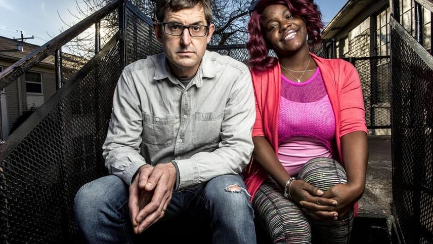 Louis Theroux Dark States: Trafficking Sex