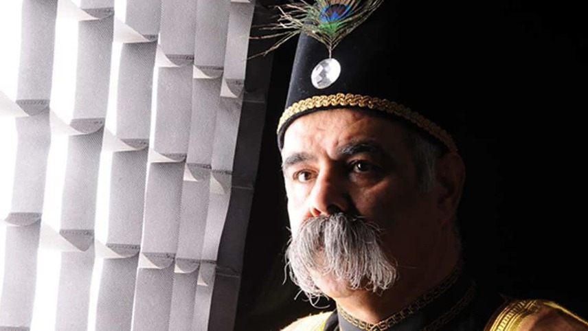 The Invincible Diplomacy of Mr Naderi