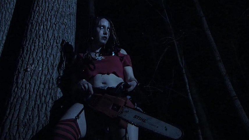 The Chainsaw Sally Show 2: Season of the Bitch