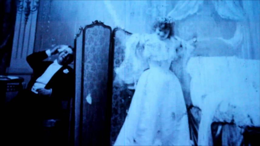 Coucher de la mariée