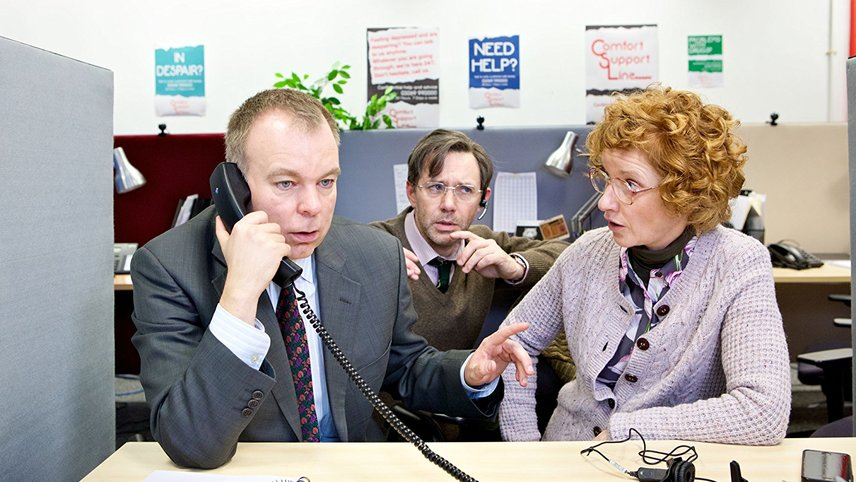 Inside No. 9: Cold Comfort
