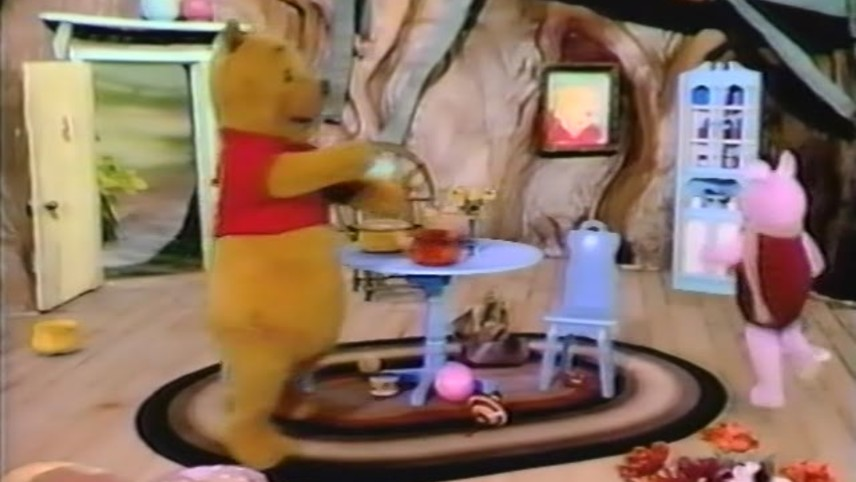 Winnie the Pooh: Too Smart for Strangers