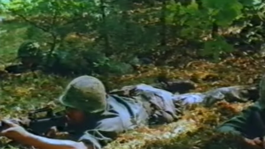 How Sleep the Brave (Once Upon a Time in Vietnam/Combat Zone)