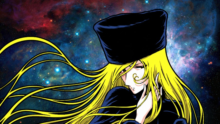 Galaxy Express 999 [US version]