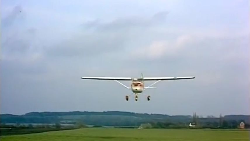 Fly Into Danger