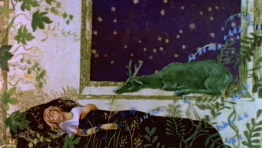 A Green Fairy Tale