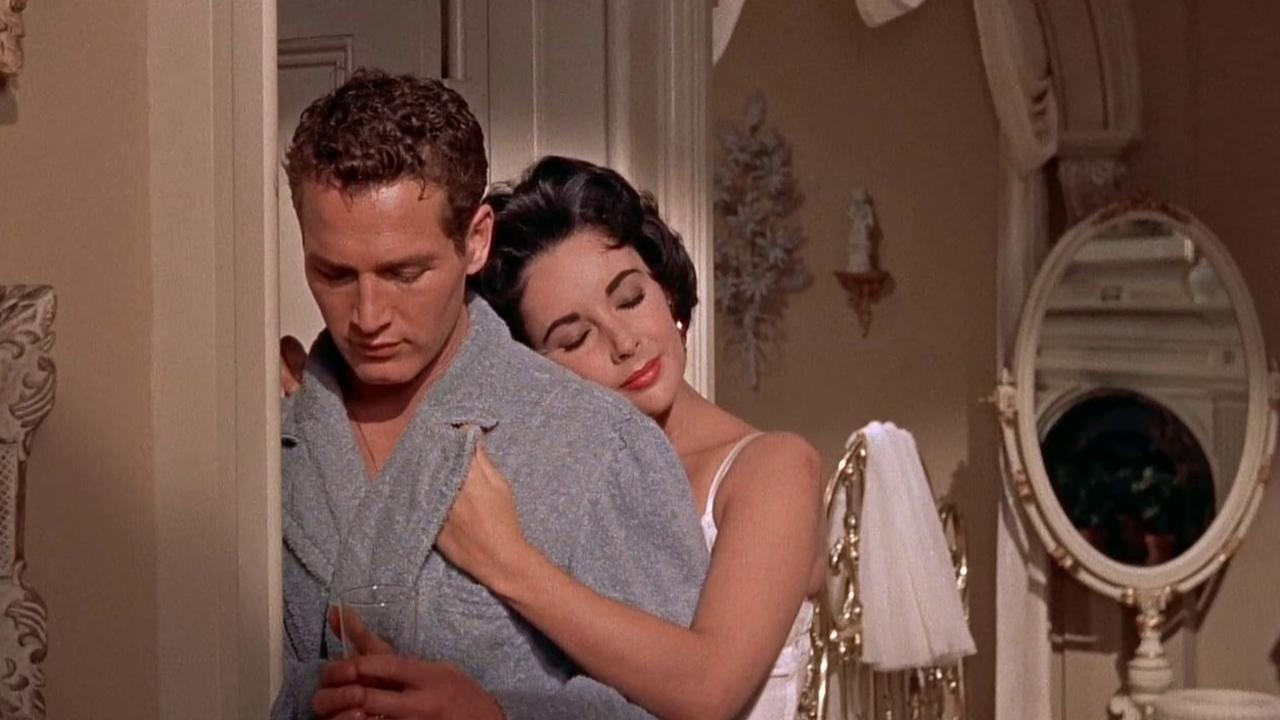 Amazing Cat On A Hot Tin Roof (1958)   MUBI