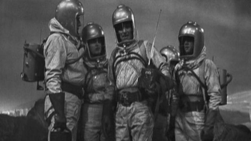 Pathfinders to Mars