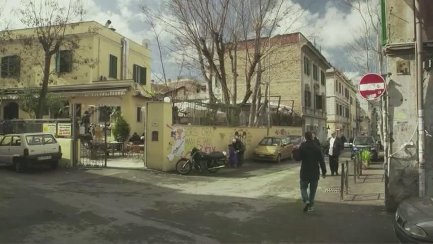 Pasolini, La passion de Rome
