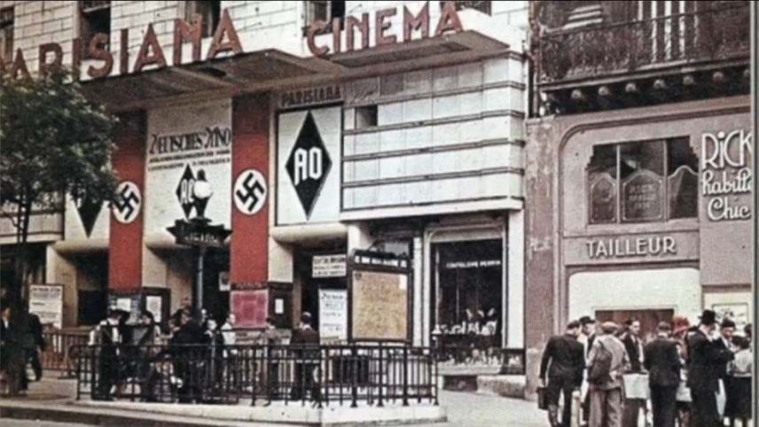 SOLD OUT!: CINEMA UNDER OCCUPATION