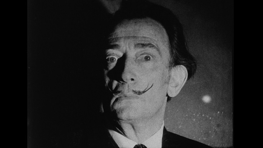 Screen Test [ST68]: Salvador Dalí
