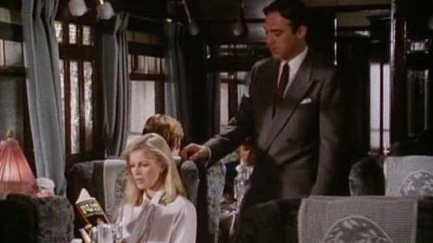 Romance on the Orient Express