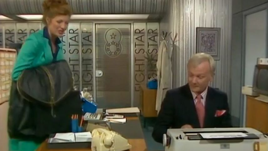Take a Letter, Mr Jones...