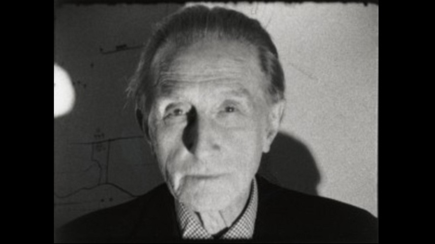 Screen Test [ST80]: Marcel Duchamp