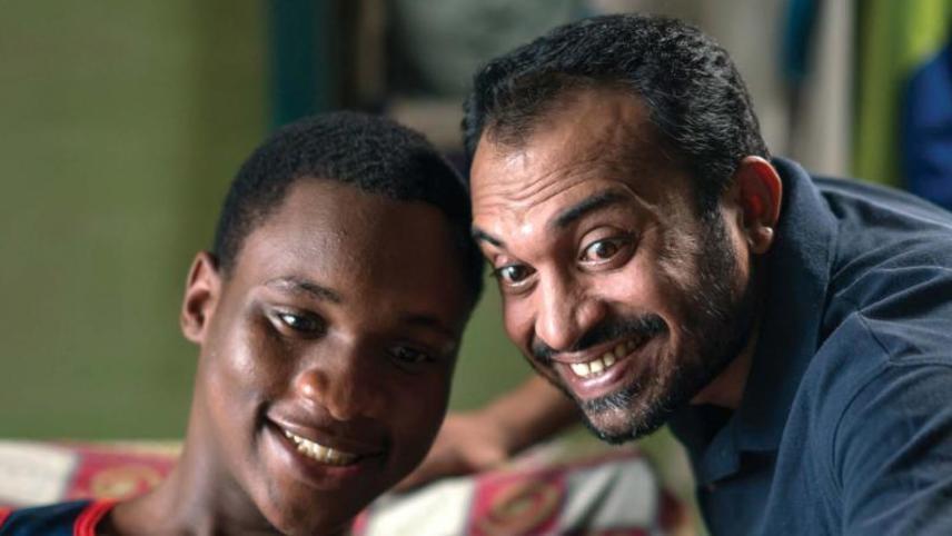Sudani from Nigeria