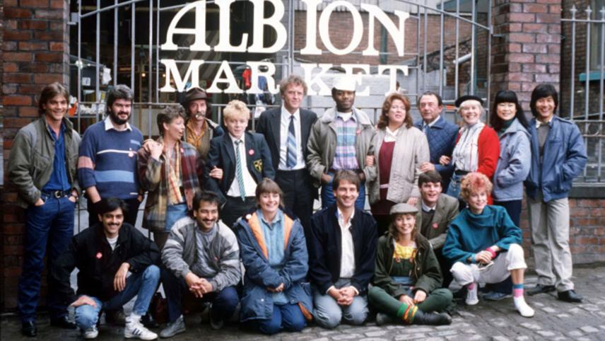 Albion Market