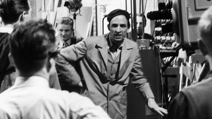 Remembering Ingmar Bergman