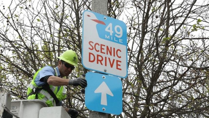 49 Mile Scenic Drive