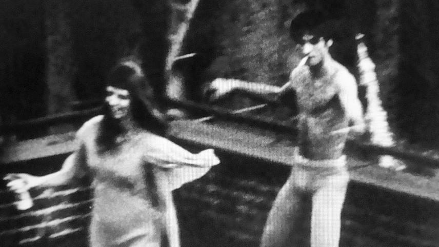 Jill and Freddy Dancing