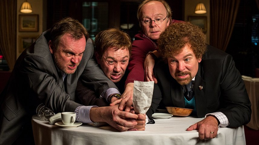 Inside No. 9: The Bill