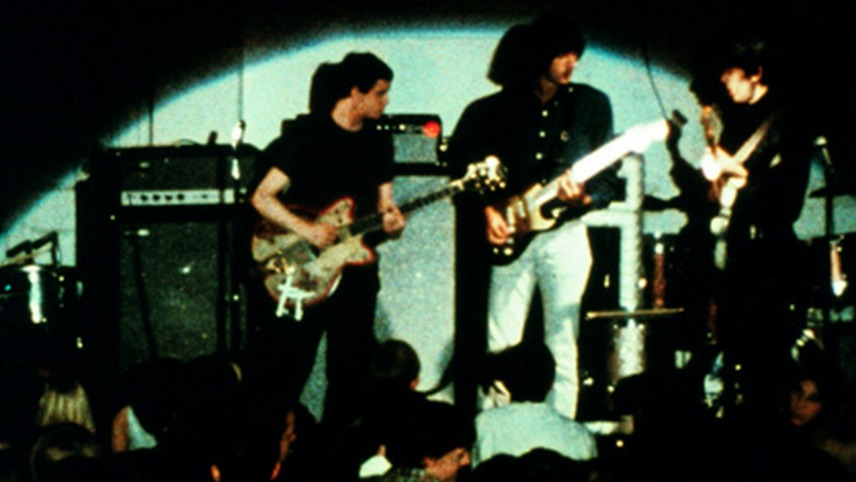 The Velvet Underground in Boston