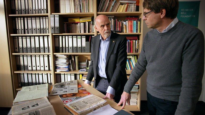 Sympathisanten: Unser Deutscher Herbst