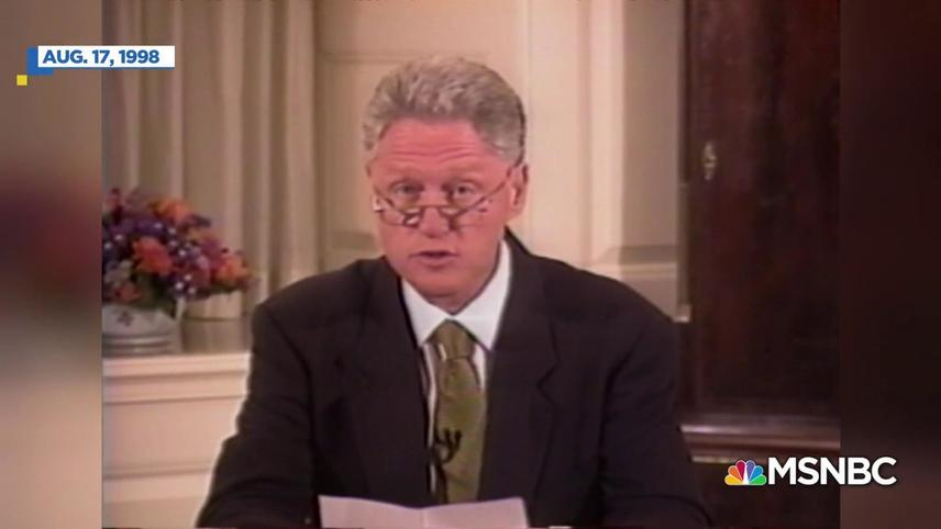 The Grand Jury Testimony of William Jefferson Clinton
