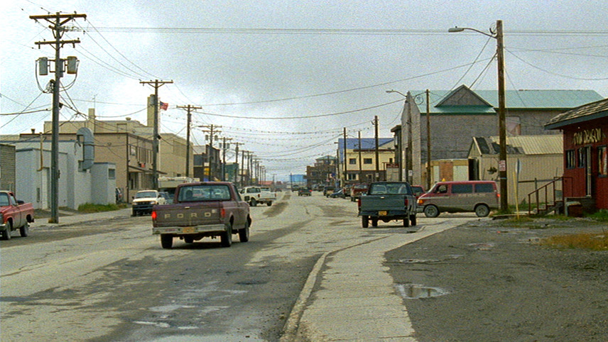 Nome Road System