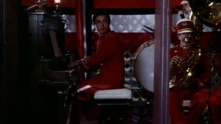 The Twilight Zone: The Convict's Piano