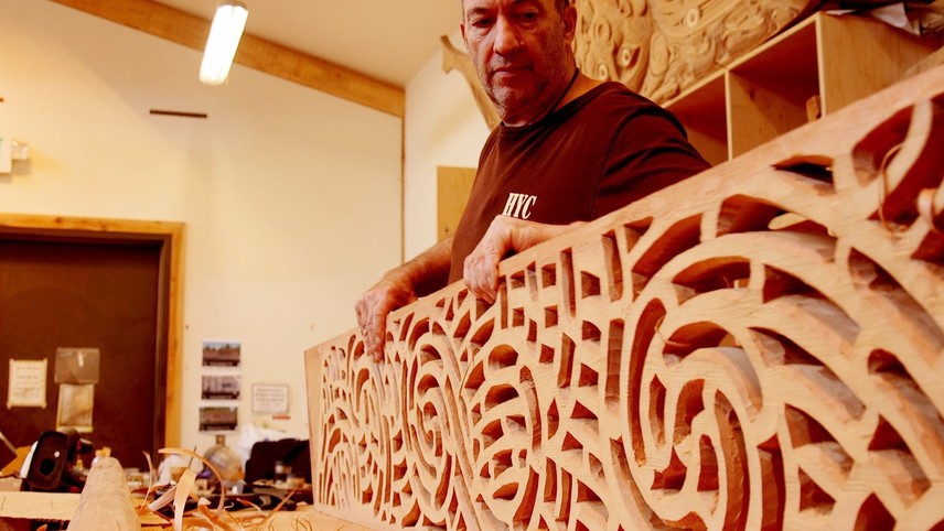 The Woodcarvers: Shaping Worlds