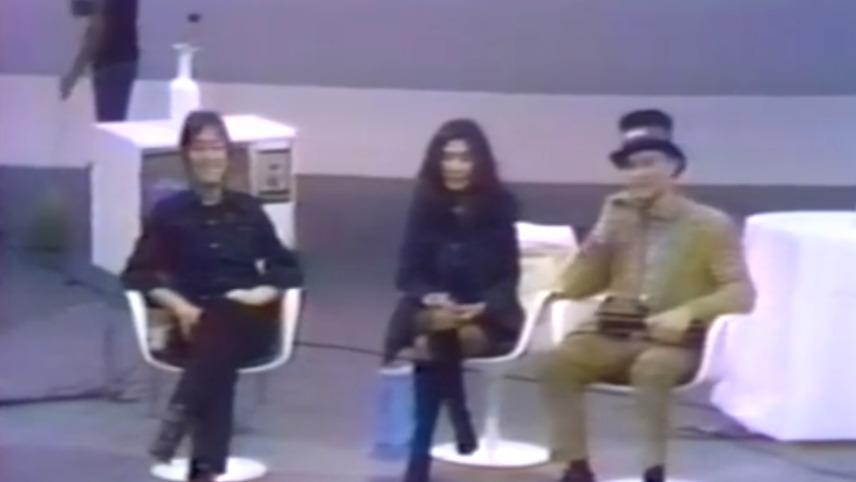 Free Time: Yoko Ono, John Lennon, Jonas Mekas