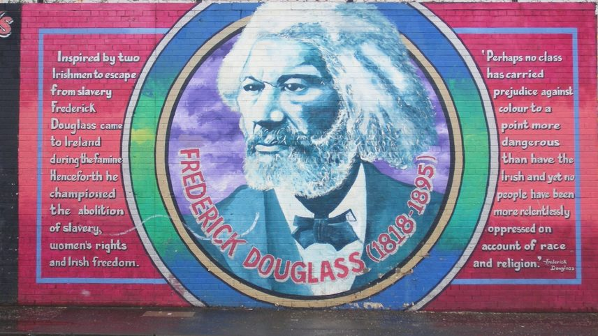 Frederick Douglass and the White Negro