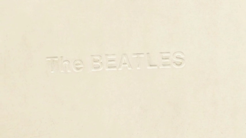 Richard Hamilton: White Album