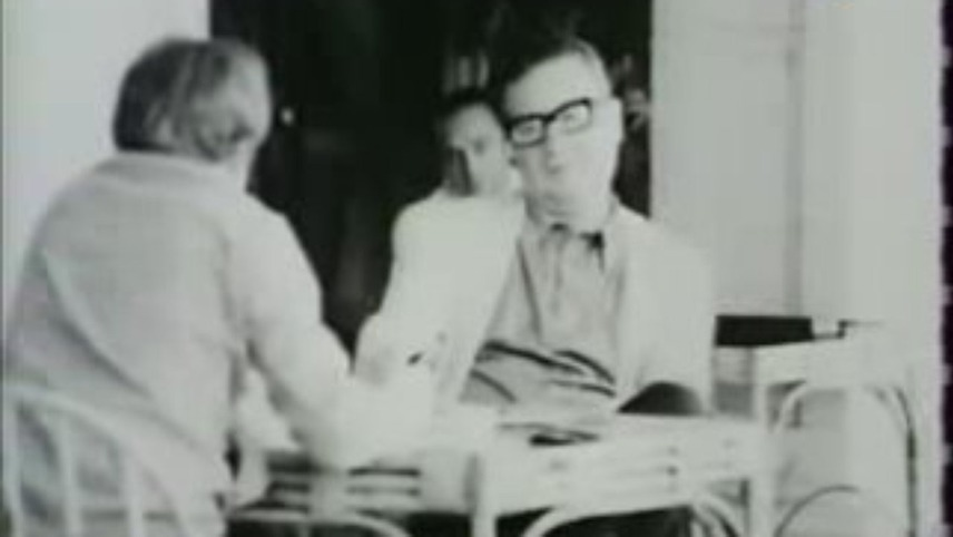 On vous parle du Chili: Ce que disait Allende