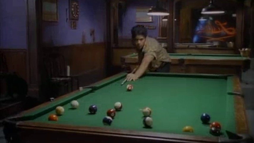 The Twilight Zone: A Game of Pool