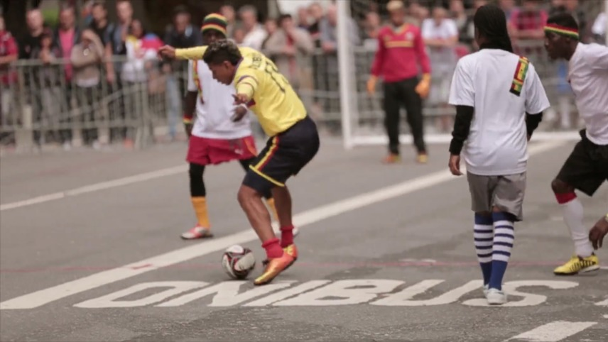 Mundial de Futebol de Rua 2014